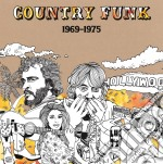 Country funk 1969-1975 cd musicale di Artisti Vari