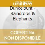 RAINDROPS AND ELEPHANTS                   cd musicale di DUNKELBUNT