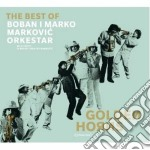 Golden horns cd musicale di Boban i marko markov
