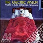 The electric asylum vol.1 cd musicale di Artisti Vari