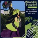 Piccadilly Sunshine Part 04 cd musicale di Artisti Vari