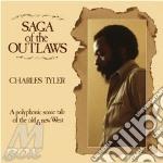 (LP VINILE) Saga of the outlaws lp vinile di Charles Tyler