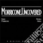 Morricone - uncovered cd musicale di Ennio Morricone