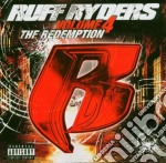 Ruff Ryders - Redemption 4 cd musicale