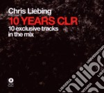 10 years clr cd musicale di Chris Liebing