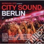 City sound berlin 2011 cd musicale di Artisti Vari