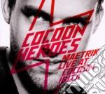 Maetrik - Live At Cocoon Ibiza cd musicale di Maetrik