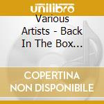 JOEY NEGRO :  BACK IN THE BOX cd musicale di ARTISTI VARI