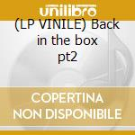 (LP VINILE) Back in the box pt2 lp vinile di Joey Negro