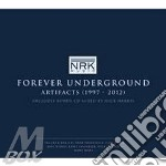 Forever underground artifacts 3cd cd musicale di Artisti Vari