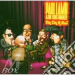 Paul Lamb & The King Snakes - I'M On A Roll cd musicale di Paul lamb & the king