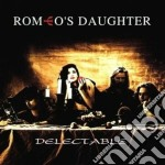 Delectable cd musicale di Daughter Romeo's