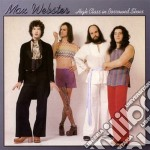 High class in borrowed shoes cd musicale di Webster Max