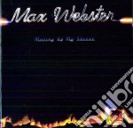 Mutiny up my sleeve cd musicale di Webster Max