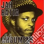 Argument-dig. cd musicale di Jah Batta