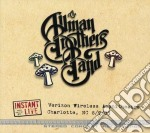 INSTANT LIVE CHARLOTTE cd musicale di ALLMAN BROTHERS BAND