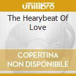 THE HEARYBEAT OF LOVE cd musicale di FURAY RICHIE