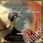 The private life of sherloch holmes cd musicale