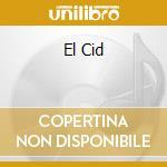EL CID                                    cd musicale di Miklos Rozsa