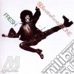 Fresh cd musicale di Sly & the family stone