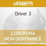 Driver 3 cd musicale di Ost