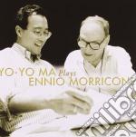 YO-YO MA PLAYS ENNIO MORRICONE            cd musicale di YO YO MA