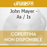 As/is live cd musicale di John Mayer