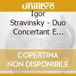 A La Gloire De Dieu - Stravinsky, Poul cd musicale