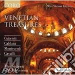 Tesori veneziani cd musicale di Artisti Vari