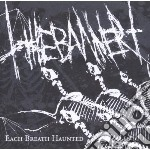 Each breath haunted cd musicale di Banner