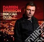 BOGOTA GU36 cd musicale di Darren Emerson