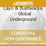 RIO DE JANIERO#33  (LIMIT. EDIT.) cd musicale di LAYO & BUSHWACKA