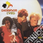 Thompson Twins - The Greatest Hits cd musicale di THOMPSON TWINS