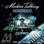 Universe cd musicale di Modern Talking