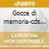 Gocce di memoria-cds 03