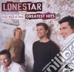 Greatest hits cd musicale di Lonestar