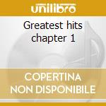 Greatest hits chapter 1 cd musicale di Boys Backstreet