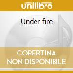 Under fire cd musicale di Gato Barbieri
