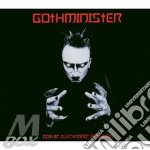 GOTHIC ELECTRONIC ANTHEMS                 cd musicale di GOTHMINISTER