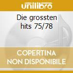 Die grossten hits 75/78 cd musicale di Smokie