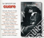 LE CANZONI DEL CUORE/90 (4CDx1) cd musicale di ARTISTI VARI