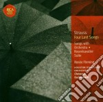 STRAUSS - ULTIMI 4 LIEDER - LIEDER PER O cd musicale di FLEMING
