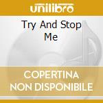 TRY AND STOP ME cd musicale di KOTTKE LEO