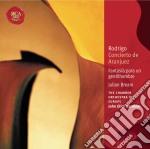 Concierto de aranjuez cd musicale di Joaquin Rodrigo