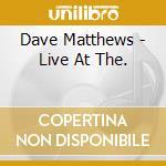 The gorge & 1 dvd cd musicale di Matthews dave band