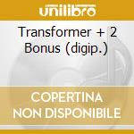TRANSFORMER + 2 BONUS (DIGIP.) cd musicale di REED LOU