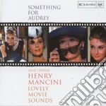 Something for audrey cd musicale di Henry Mancini
