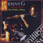 MIRACLES-THE HOLIDAY ALBUM cd musicale di G Kenny