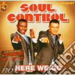 Here we go cd musicale di Control Soul