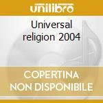 Universal religion 2004 cd musicale di Buuren armin van